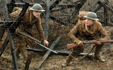 Finální trailer pro 1917 slibuje autentický válečný zážitek, který ti podlomí kolena a vyhraje desítky ocenění