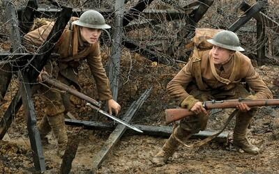 Finálny trailer pre 1917 sľubuje autentický vojnový zážitok, ktorý ti podlomí kolená a vyhrá desiatky ocenení