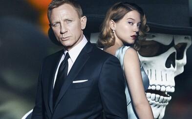 Finálny trailer pre Bondovku Spectre sa víri v prúdoch akcie a smrti
