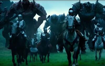 Finálny trailer pre Transformers: The Last Knight láka na film, aký v kinách určite neuvidíme