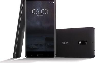 Finská špička se vrací na scénu s novým telefonem. Nokia 6 má Android 7.0, obrovský displej i 16MPx foťák