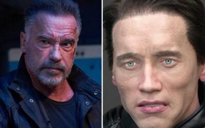 Firma s robotmi ukradla tvár Arnolda Schwarzeneggera. Ten od nich teraz vraj žiada 10 miliónov dolárov