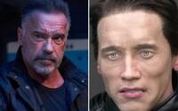 Firma s roboty ukradla obličej Arnolda Schwarzeneggera. Ten od nich teď prý žádá 10 milionů dolarů