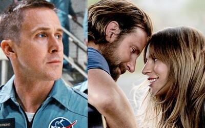 First Man a A Star Is Born na festivale v Benátkach uchvátili kritikov, ktorí tvrdia, že nás čakajú prvotriedne filmové zážitky
