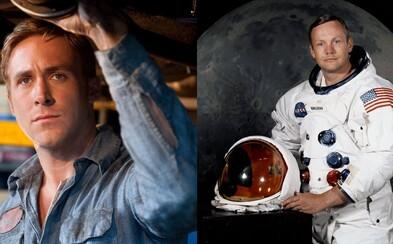 First Man o Armstrongovom pristáni na Mesiaci v hlavnej role s Ryanom Goslingom od režiséra Whiplash a La La landu dorazí do kín už budúci rok!
