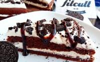 Fit Oreo torta je niečo ako dokonalosť na tanieri. Jeden kúsok má 7 gramov bielkovín a chuť  ťa skrátka dostane