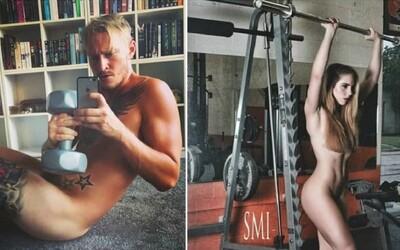 Fitko v New Yorku nabízí nahé cvičení. Pro lidské tělo to má prý výjimečné benefity