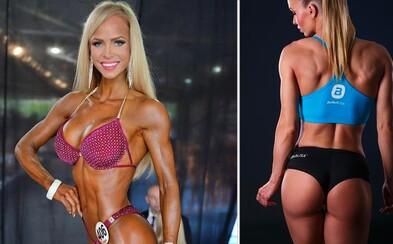 Fitneska Saskia Cakoci: Ženy chcú spevniť, ale neuvedomujú si, že jediný spôsob, ako to dosiahnuť, je vybudovať svalovú hmotu (Rozhovor)