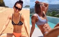 Fitness blogerka prezradila, koľko jej trvalo vybudovať si svaly. Je za tým tvrdá drina aj sebazaprenie