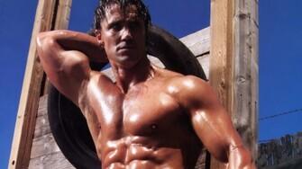 Fitness model číslo jeden - Greg Plitt