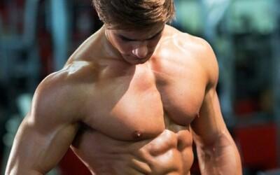 Fitness model Jeff Seid, najmladší IFBB profesionál v histórii