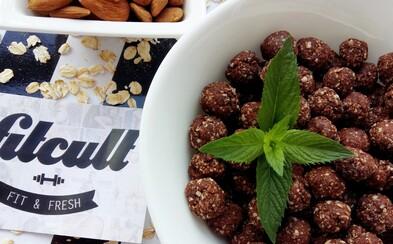 Fitness Nesquik cereálie plné bílkovin a nutričně hodnotných surovin (Recept)