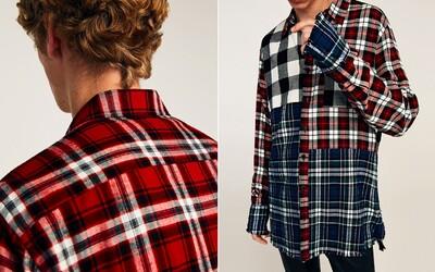 Flanelové košile jsou během podzimu povinnou výbavou. Podívej se s námi na ty nejlepší, které koupíš pod 3 000 Kč