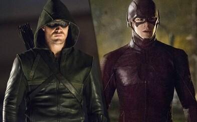 Flash a Arrow v prvých traileroch nových sérií. Ktorý z hrdinov dokázal zaujať viac?