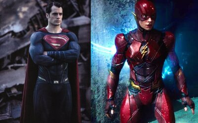 Flash alebo Superman? Prezradila nám komiksovka Justice League, ktorý z nich je tým najrýchlejším superhrdinom?