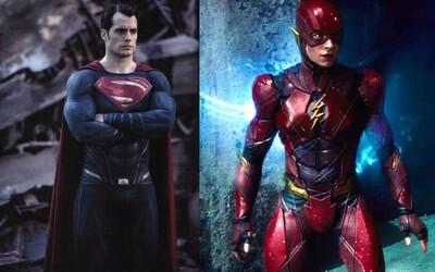 Flash, nebo Superman? Prozradila nám komiksovka Justice League, který z nich je tím nejrychlejším superhrdinou?