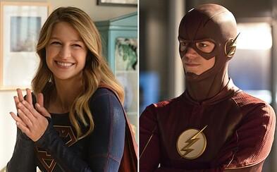 Flash sa po spolupráci s Arrowom púšťa do ďalšieho crossoveru. Tentokrát so Supergirl