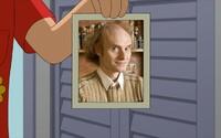 Flegr se objevil v nejnovější epizodě amerického seriálu Family Guy