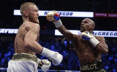 Floyd Mayweather se vrátí do boxerského ringu. Ohlásil unikátní comeback