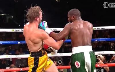 Floyd Mayweather vs Logan Paul: Fanoušci zuří, tvrdí, že průběh zápasu byl předem dohodnutý