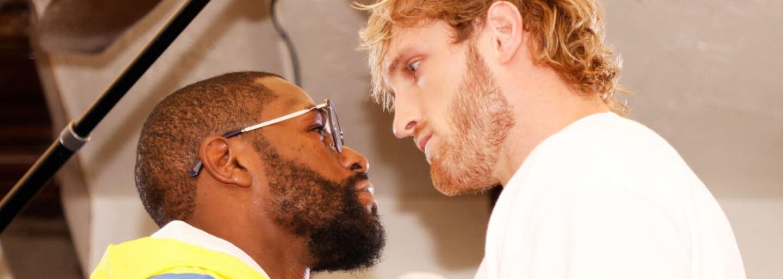 Floyd Mayweather vs Logan Paul: fanúšikovia zúria, tvrdia, že priebeh zápasu bol vopred dohodnutý