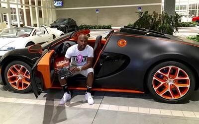 Floyda Mayweathera už zjavne najrýchlejšie auto planéty prestalo baviť, predáva ho za 4 milióny $