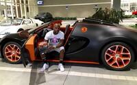 Floyda Mayweathera už zjevně nejrychlejší auto planety přestalo bavit, prodává ho za 4 miliony dolarů