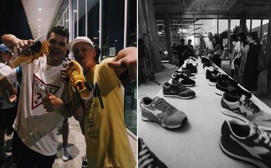 Footshop kolaudoval vo štvrtok nové priestory a bratislavská pobočka tak otvorí už onedlho (Report)