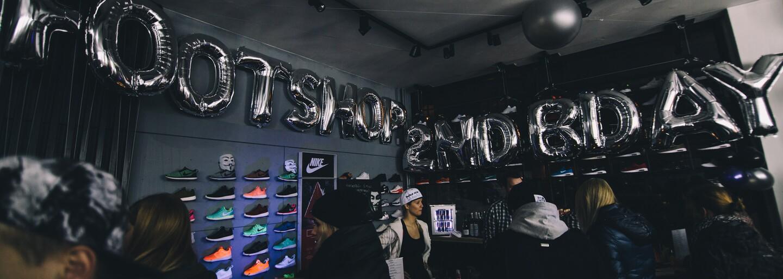 Footshop oslavil 2. narozeniny pražské prodejny, ale kdy otevře své brány v Bratislavě?