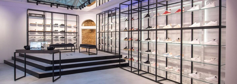Footshop si razí cestu do medzinárodných vôd. Svoju tretiu kamennú predajňu otvoril v Budapešti