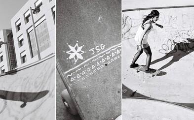 Footshop tě zve na výstavu unikátnich fotografií zaznamenávajícich výhradně ženskou multináboženskou skateboardovou komunitu z Izraele