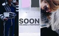 Footshop ťa v spolupráci s Fashion LIVE! 2017 pozývajú na vernisáž výstavy mladej fotografky priamo v priestoroch bratislavskej predajne