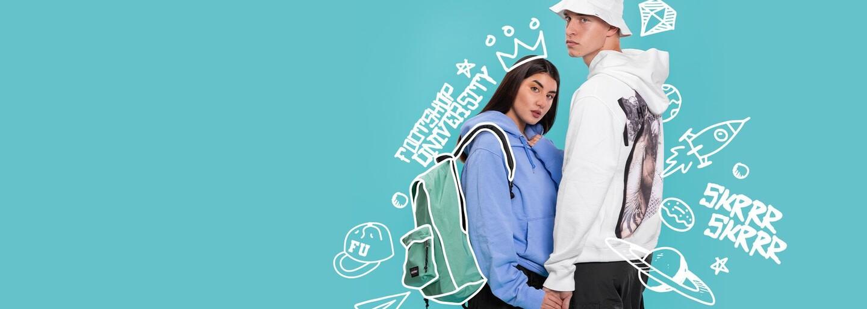 Footshop University: Zpříjemni si nástup do školy stylovými kousky od Nike, Pleasures či Vans