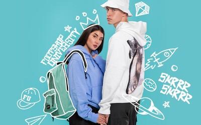 Footshop University: Spríjemni si nástup do školy štýlovými kúskami od Nike, Pleasures či Vans