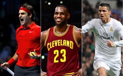 Forbes zverejnil rebríček 100 najbohatších športovcov za posledný rok. Kraľuje mu Cristiano Ronaldo