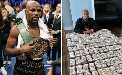 Forbes zveřejnil žebříček nejlépe vydělávajících sportovců desetiletí. Kraluje mu boxer