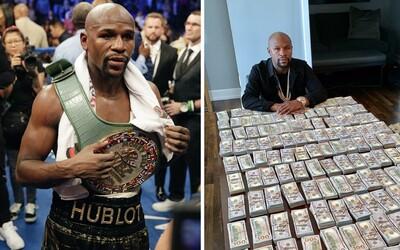 Forbes zverejnil rebríček najlepšie zarábajúcich športovcov desaťročia. Kraľuje mu boxer