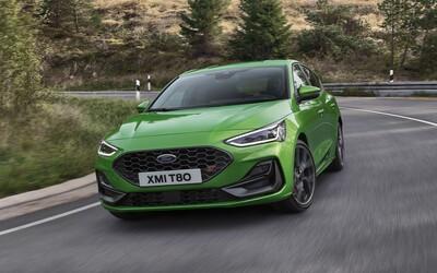 Ford dôkladne vynovil obľúbený Focus. Má úplne novú tvár, najväčší displej v triede a 280-koňovú verziu ST