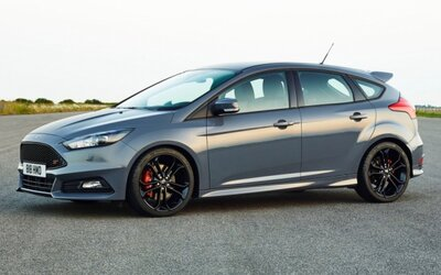 Ford Focus ST 2015: Nabrúsený hot-hatch v novom looku a s turbodieselom!
