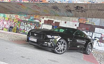 Ford Mustang GT: Americká kultúra prichádza po 50 rokoch do Európy zamiešať karty (Test)