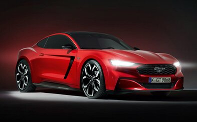 Ford překvapuje! Nový Mustang bude hybrid s pohonem všech čtyř kol