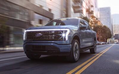 Ford začíná psát novou kapitolu. Nejúspěšnější pick–up na světě se představuje v elektrické verzi Lightning