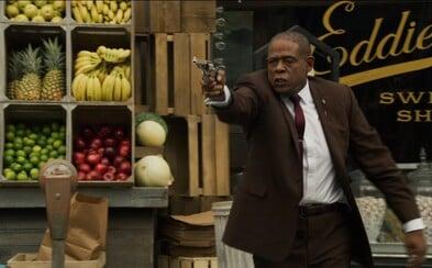 Forest Whitaker je v seriáli od tvorcu Narcos obávaným gangstrom z Harlemu