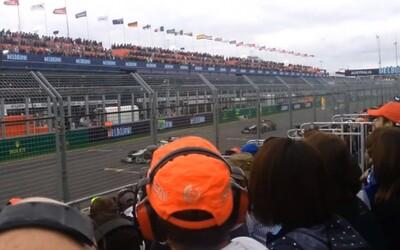Formula 1 a jej odlišný motor a zvuk pre rok 2014