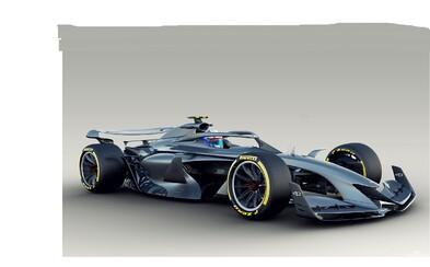 Formule 1 má od roku 2021 vypadat úplně jinak. Přibude více předjíždění