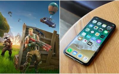 Fortnite přináší své velkolepé zápasy až pro 100 hráčů i na mobily, bojovat přitom budeme moci proti těm na PC či PS4