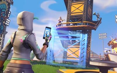 Fortnite se inspiruje Minecraftem: Epic Games přináší kreativní mód plný akce