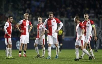 Fotbalista Slavie se nakazil koronavirem. Klub musel zrušit přípravný zápas