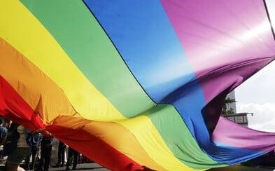 Fotbalový chuligán zapálil vlajku a střílel světlice na Prague Pride, nyní dostal pokutu a podmínku