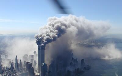 Fotky z pádu Dvojičiek, ktoré si ešte nevidel. Ľudia vypadávajúci z budovy či detailné zábery explózie